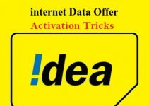 Idea Unlimited Internet Offer