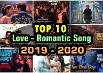 top 10 love romantic song 2019 2020 hindi bollywood